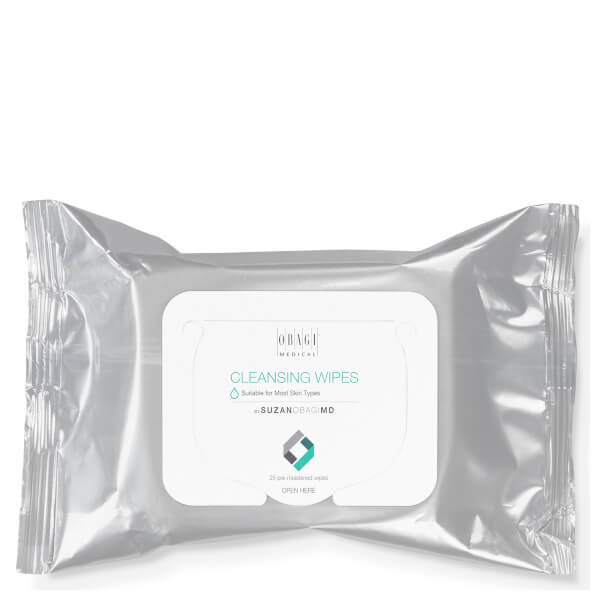 SUZANOBAGIMD Cleansing Wipes (25 Pack)