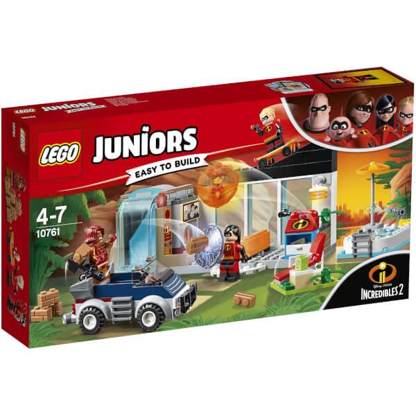 LEGO Juniors Disney Incredibles 2: The Great Home Escape (10761)