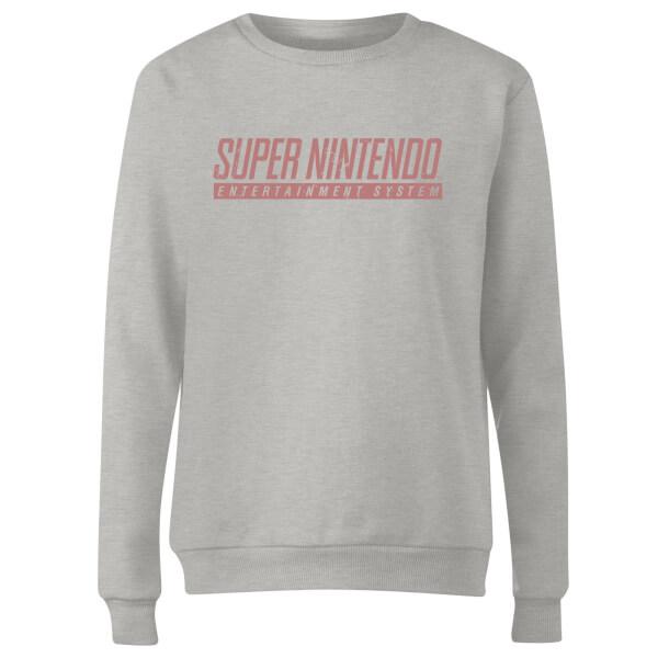 SNES Light GreyWomen's Sweatshirt - Grey