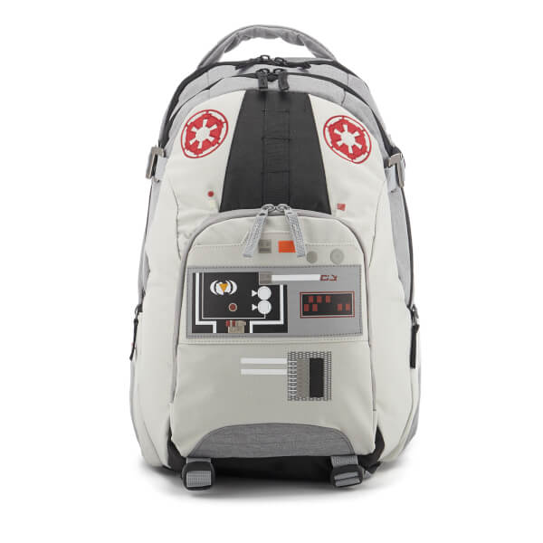 Star Wars Driver Inspired Backpack - Grey