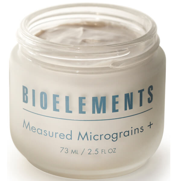 Bioelements Measured Micrograins + Exfoliator
