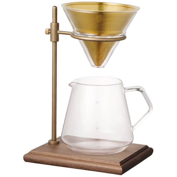 Kinto SCS Brewer Stand Set - 4 Cups