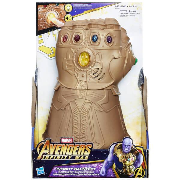 Hasbro Marvel Avengers Infinity War Electronic Gaunlet