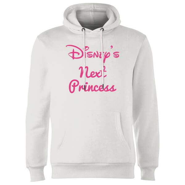 Disney Princess Next Hoodie - White