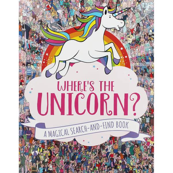 Where's The Unicorn Paperback Book