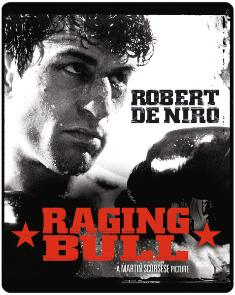 Raging Bull - Zavvi Exclusive Limited Edition Steelbook