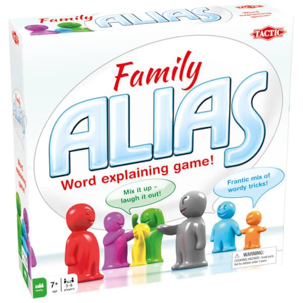Family Alias Game
