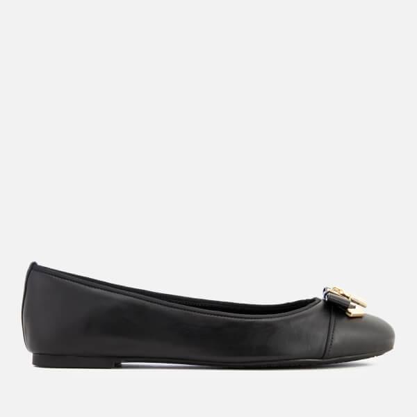 MICHAEL MICHAEL KORS Women's Alice Ballet Flats - Black