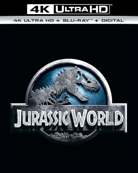 Jurassic World Ultra Hd 4k Blu Ray Zavvi