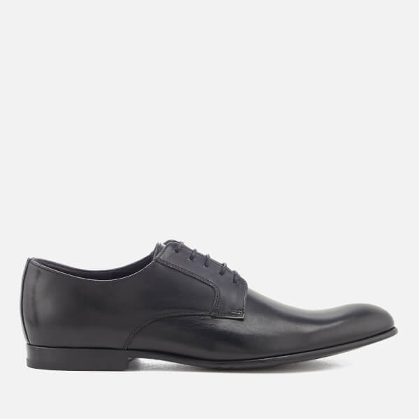 PS Paul Smith Men's Gould Leather Derby Shoes - Black