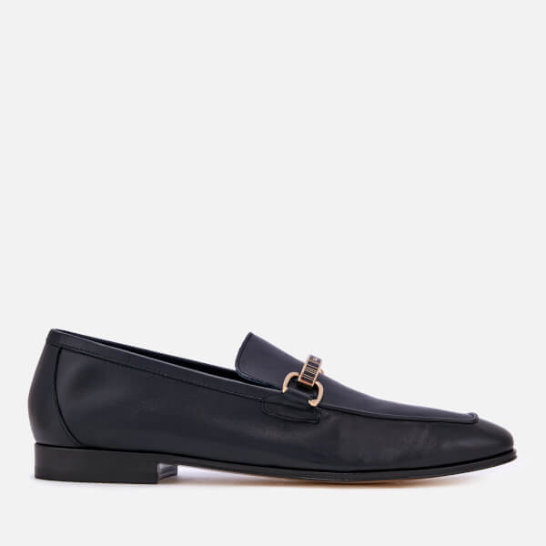 Paul Smith Women's Grover Leather Loafers - Dark Navy