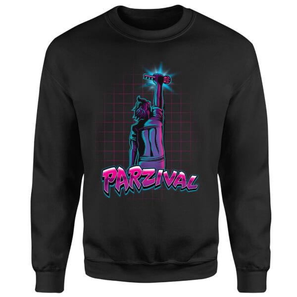 Ready Player One Parzival Key Sweatshirt - Black
