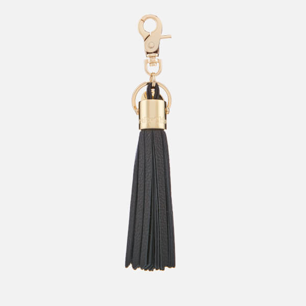 See By Chloé Women's Tassel Keyring - Black