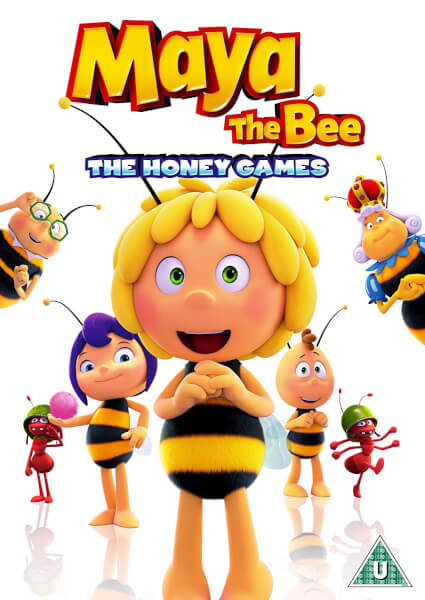 Maya the Bee: The Honey Games (2018) WEBDL Subtitle Indonesia