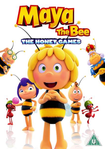 Hasil gambar untuk Maya the Bee: The Honey Games