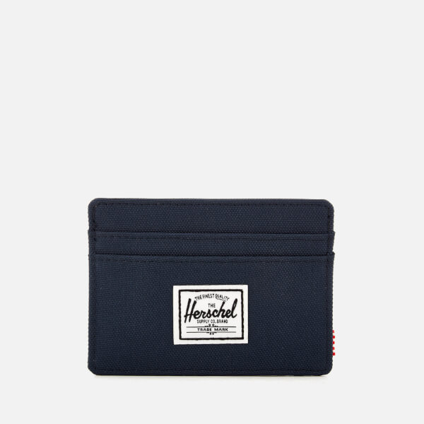 Herschel Supply Co. Men's Charlie Card Holder - Navy