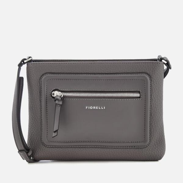 Fiorelli Women's Bella Cross Body Bag - Cobble Grey