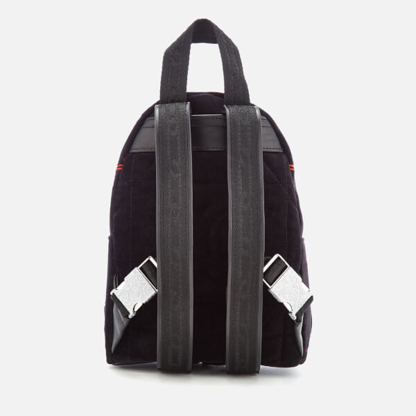 Juicy Couture Women s Delta Mini Backpack - Black  Image 2 1e0b6b342