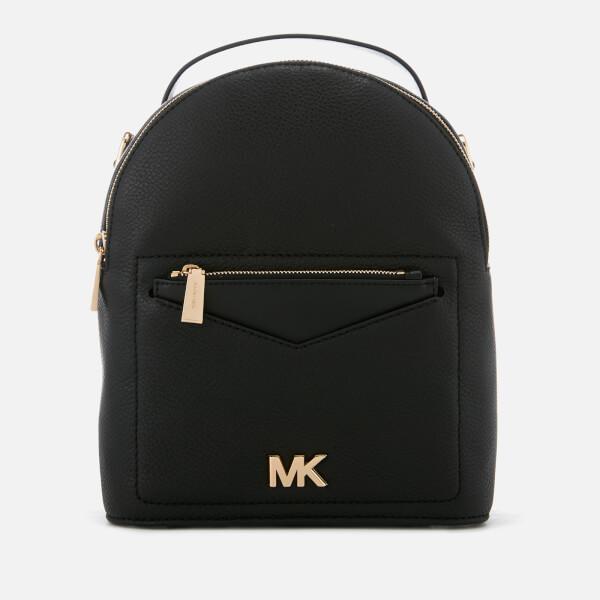 MICHAEL MICHAEL KORS Women's Jessa Small Convertible Backpack - Black