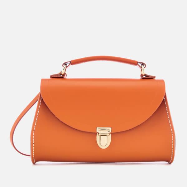 The Cambridge Satchel Company Women's Mini Poppy Bag - Amber Glow/Clay