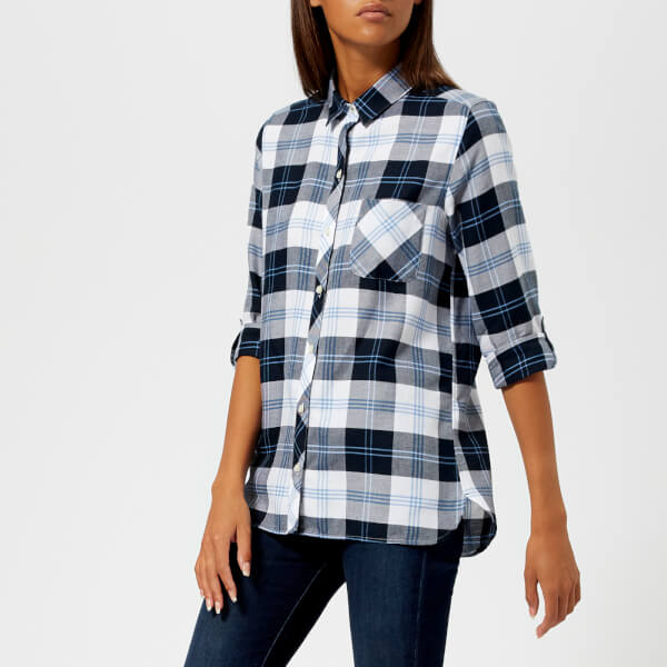 Barbour Women's Foreland Shirt - Navy