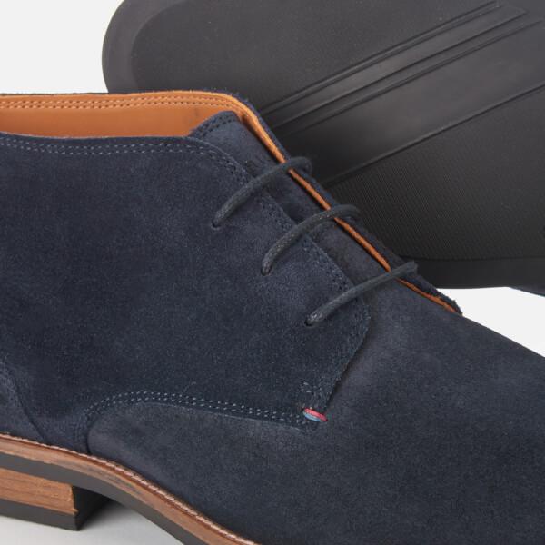 766291e39 Tommy Hilfiger Men s Essential Suede Desert Boots - Midnight  Image 4