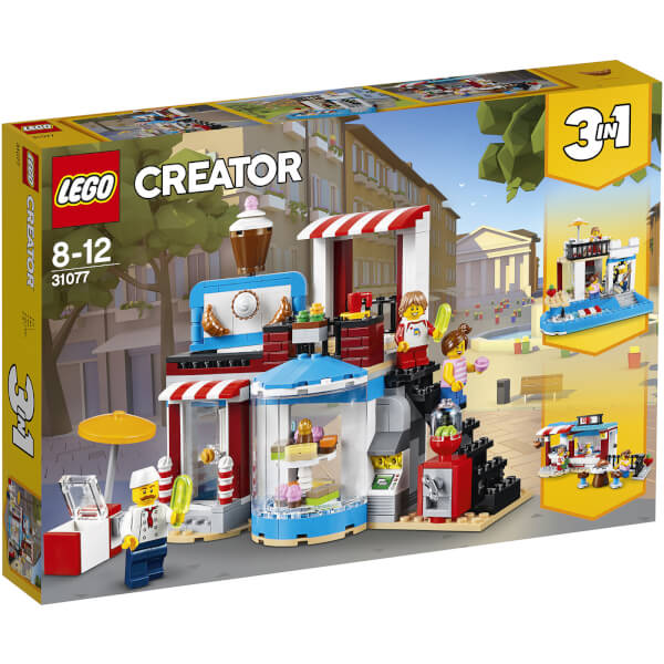 LEGO Creator: Modular Sweet Surprises (31077)