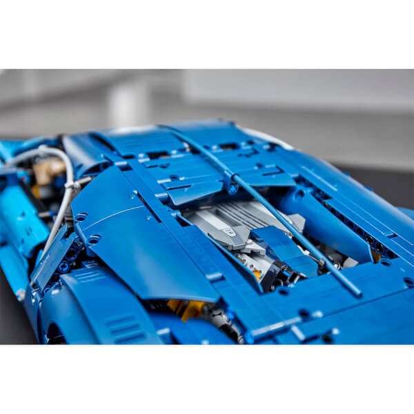 lego technic bugatti chiron supercar 42083 toys. Black Bedroom Furniture Sets. Home Design Ideas