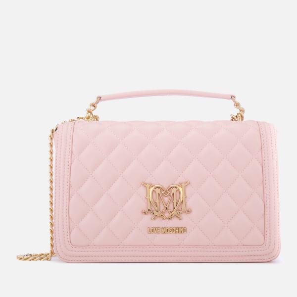 Love Moschino Women S Shoulder Bag Pink