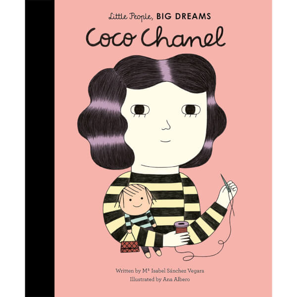 Bookspeed: Little People Big Dreams: Coco Chanel