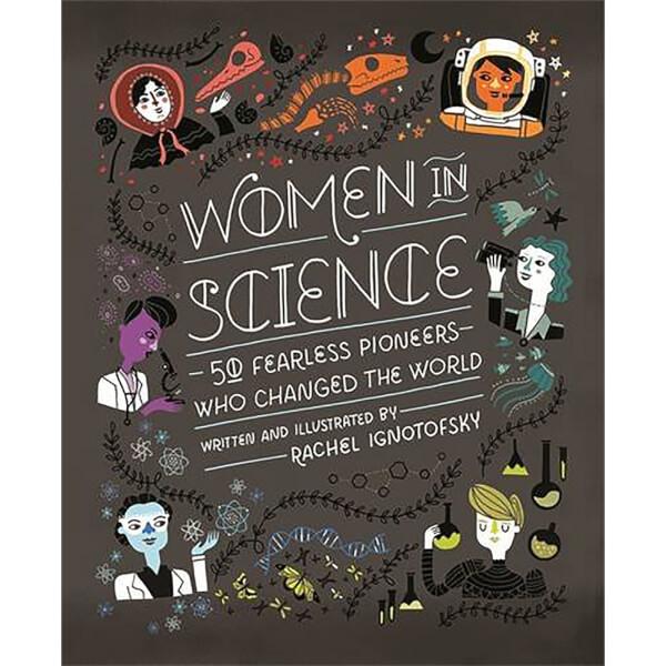 Bookspeed: Women in Science