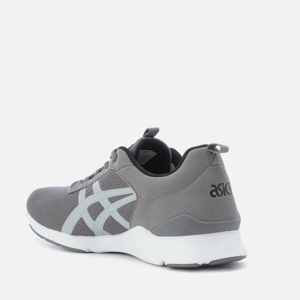 Asics Lifestyle Men s Gel-Lyte Runner Trainers - Carbon Mid Grey  Image 2 cbd98de0f4284