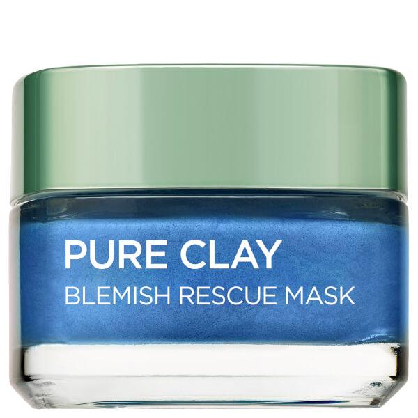 L'Oréal Paris Pure Clay Blemish Rescue Face Mask 50ml