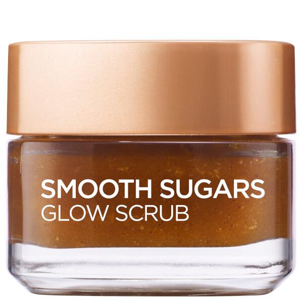 L'Oréal Paris Smooth Sugars Glowing Sugar Scrub 50ml