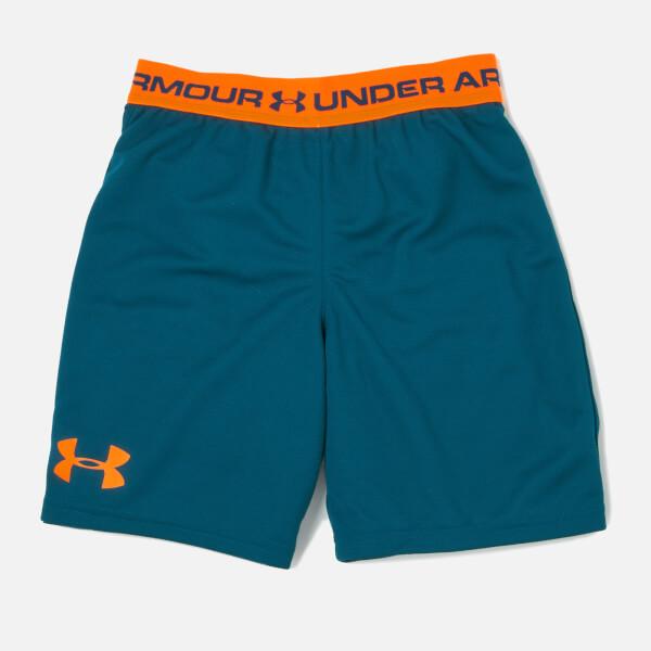 Under Armour Boys' Tech Prototype Shorts 2.0 - Techno Teal