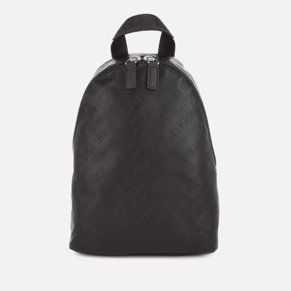 22e5e347389 Calvin Klein Women's City to Beach Backpack - Black Mix: Image 1