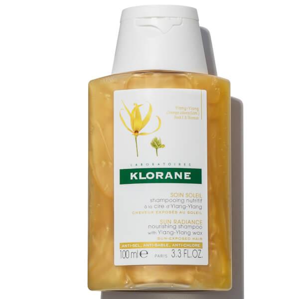 Klorane Nourishing Shampoo with Ylang-Ylang Wax 3.3fl.oz