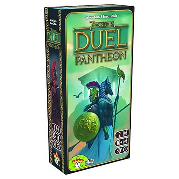 7 Wonders: Duel Pantheon Expansion