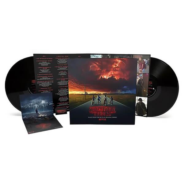 Stranger Things: Music From Netflix Series/Var Vinyl