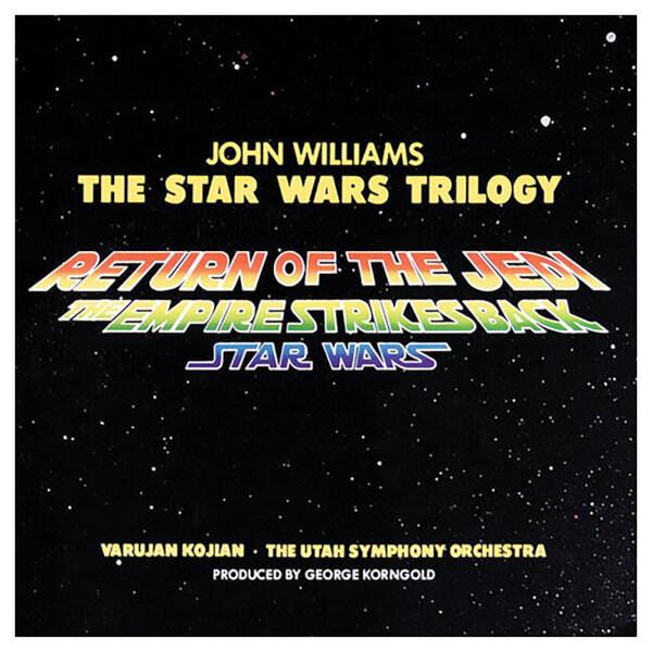 Star Wars Trilogy (Utah Symphony Orchestra)/Ost Vinyl