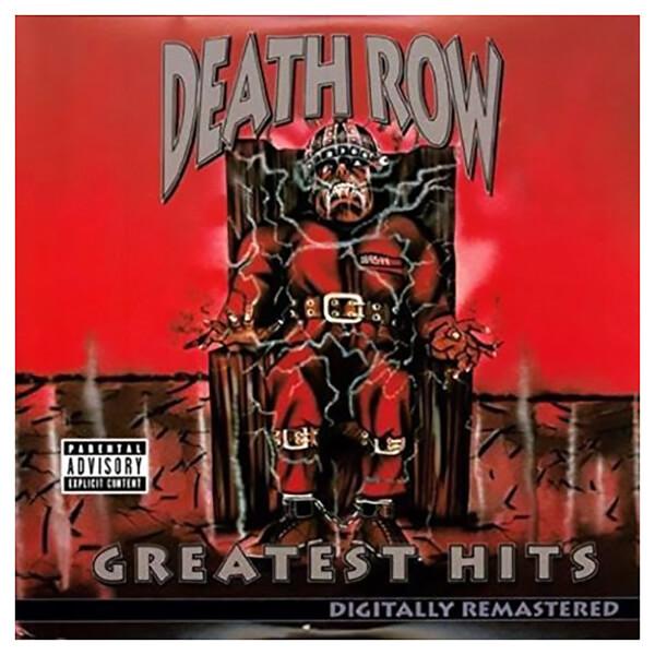 Death Row Presents - Death Row Chronicles/O.S.T Vinyl