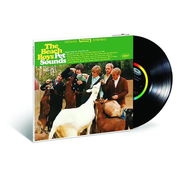 Pet Sounds (Mono) Vinyl