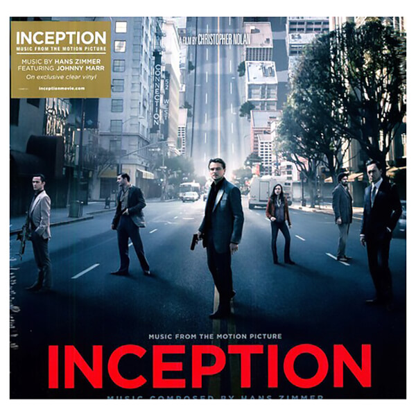 Inception/O.S.T. Vinyl