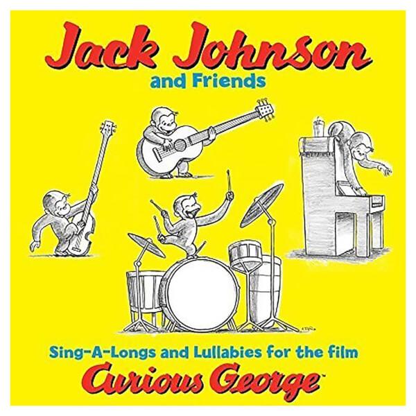 Sing-A-Longs & Lullabies For Film Curious George Vinyl