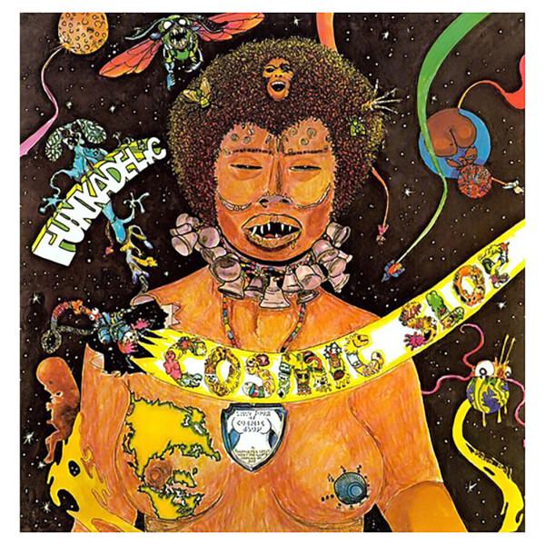 Cosmic Slop Vinyl