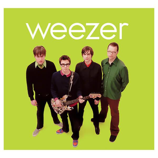 Weezer (Green Album) Vinyl