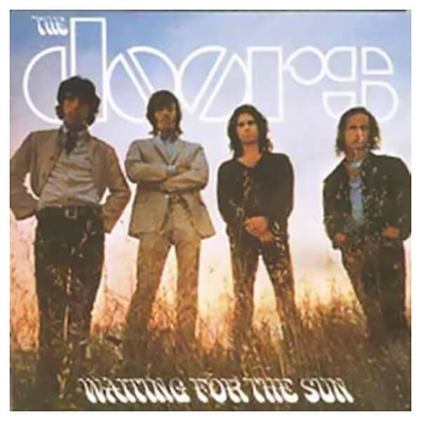 Waiting For The Sun Vinyl