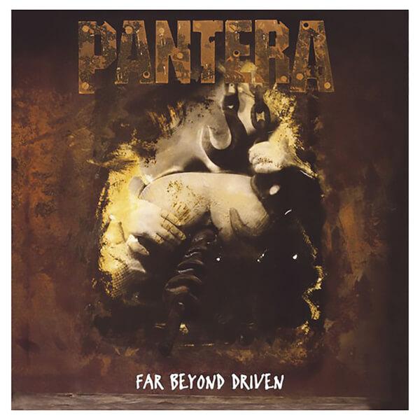 Far Beyond Driven Vinyl
