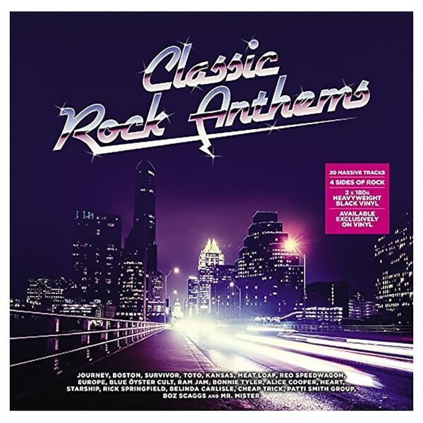 Classic Rock Anthems/Various Vinyl