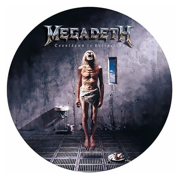 Countdown To Extinction Vinyl